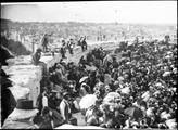 1900 07 01 Nîmes Course de taureaux  les arènes bondées