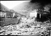 1901 08  Lozère, Route de Bleymard à Alais, le pont de Montout