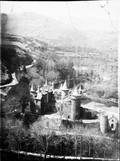 1901 08  Lozère Altier château du champ