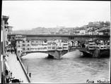 1900 04 11 Italie  Fiesole montée de moines