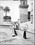 1900 04 Italie : Renée en voyage de noces