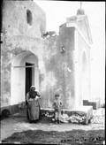 1900 04 18 Italie Capri un ermite