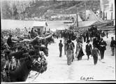 1900 04 17 Italie Capri arrivée et débarquement