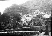 1900 04 17 Italie Capri vue d'ensemble du village