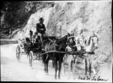 1900 04 24 Italie Salerne notre équipage de noces (Renée)