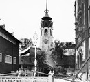 1900 Paris exposition universelle pavillon de la Finlande Cliché A. Perriquet