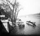 1900 Paris vue sur la Seine
