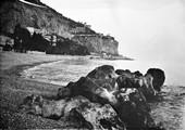 1902 01 Menton les rochers rouges