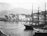 1902 01 Menton panorama près de la jetée