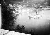 1902 01 Toulon cuirassés dans la rade