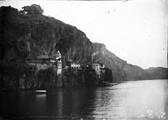 1903 09 09 Italie Sante Catalina del Sasso vu de près