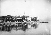 1903 09 09 lac Majeur ile Pescatori vue du ponton d'Isola Bella