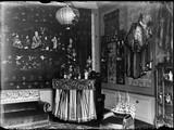 1900 France Alès intérieur chinois chez Félix Leprince-Ringuet