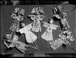 1899 Chine jouets chinois