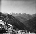 1904 Chamonix Panorama Belle Étoile