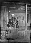 1898 Chine un chinois