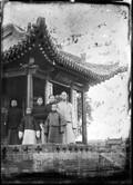 1898 Chine Taé-Yuen-Fou école de français