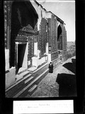 1897 09 15 Ouzbékistan SamarKand Chah-i-Zinda mausolée sur la tombe de Tourkan-Dha