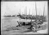 1899 04 Chine Shanghai grandes jonques