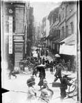 1898 08 02 Chine Hong Kong une rue