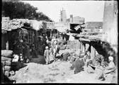1897 09 12 Ouzbékistan Boukhara  rue dans le bazar