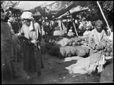 1897 09 12 Ouzbékistan Boukhara marché aux pastèques