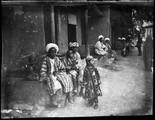 1897 09 12 Ouzbékistan Boukhara groupe d'enfants