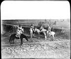 1898 10 Chine nos soldats à cheval et Liou