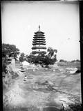 1898 10 13 Chine Tcheng Ting Fou tour de la pagode