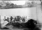 1898 09 05 Chine Pékin revue des corps de garde du palais impérial