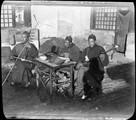 1898-10 Chine chanteurs musiciens ambulant