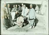 1898 11 Chine T'Aé Tien Fou pédicure en opération