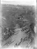1899 04  Chine Shanghai vue du haut de Loung Fà sur le Wang Poo