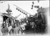 1899 04 Chine Pékin un jour de marché (ville tartare)