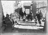 1898 12 25 Chine Kang Tchoo, groupe de femmes chrétiennes. Noël à Léou Yu