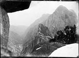 1899 01 Chine Ta Houa Chan, abîme ouest du Pé Feng