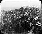 1899 01 Chine Ts'ing Ling, vue du sommet du Hee Kou Tsoé