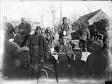 1899 02 Chine  Lu Kien, déjeuner avant les hostilités