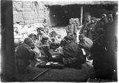 1899 02 Chine Aux mines de Lou Koo Kié, déjeuner du personnel