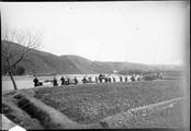 1899 02 Chine  Enterrement dans un paysage de bambous