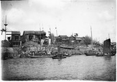 1899 03 06 Chine Han Koo barques sur le fleuve Bleu