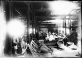 1899 03 Chine Fonderie de marmites à Han Yang, vue d'ensemble de la fonderie