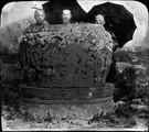 1899 01 Chine Grand vase en pierre sculptée (photo P.G. Maurice)