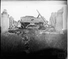 1899 01 Chine  Pagode en ruine des 7 planches dans le Tcho Tché Sien (photo P.G. Maurice)