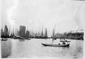 1899 03 06 Chine Han Koo, arrivée à l'embouchure du Han