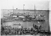 1899 03 06 Chine Han Koo  La navigation à vapeur