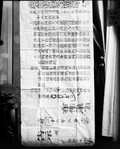 1899 01 Chine  décret impérial pour protéger les musulmans et chrétiens au Chen Si, en novembre 1900