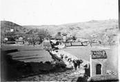 1899 01 Chine  Tse Tcho Fou, vue générale (photo Feydel)