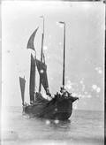 1899 06 Japon  jonque à 4 mats