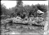 1899 06 Japon Route de Chouzenzi  jardin japonais